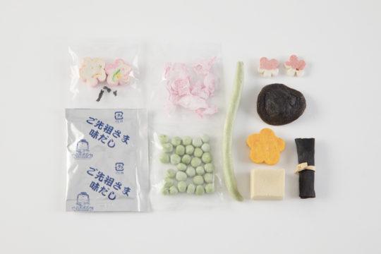 ご先祖さま エコパッケージ(えんどう豆セット)